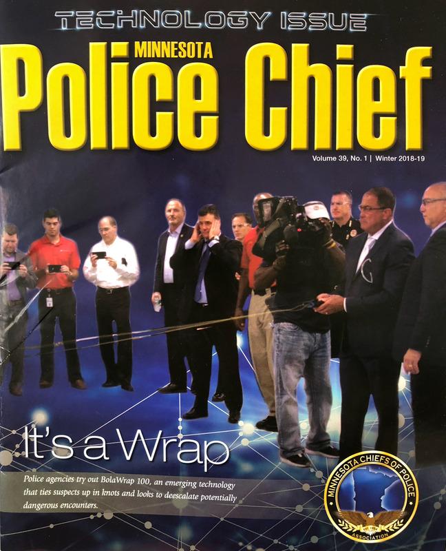 Minessota Police Chief Magazine